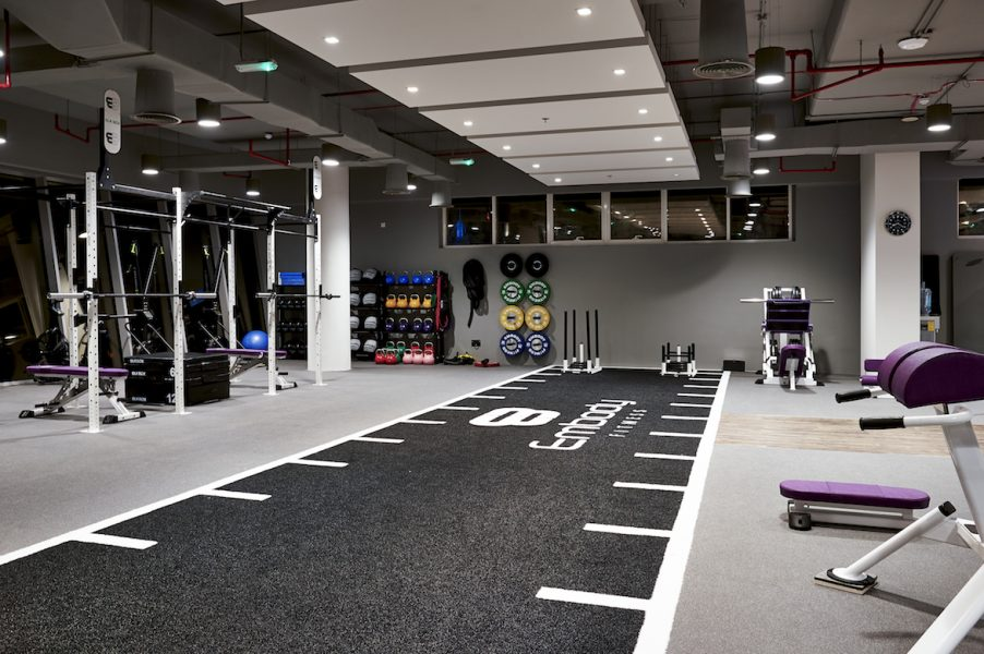 Embody Fitness Dubai Gym