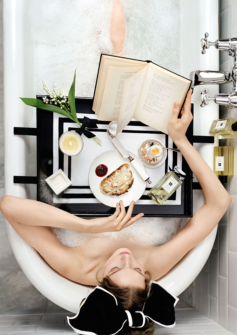 Jo Malone London bathtub