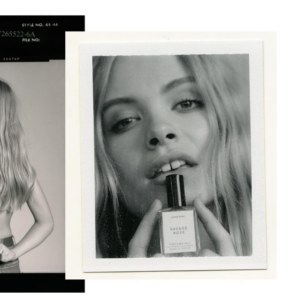 Here's Why We Are Lusting After Anine Bing's Chic New Scent