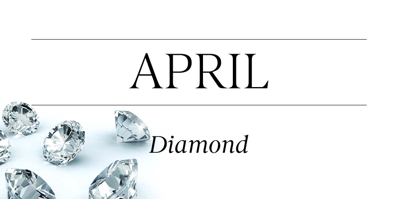 Birthstone Beauty April Diamon