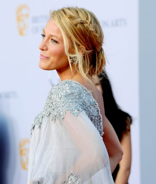 Blake Lively Braid Hair