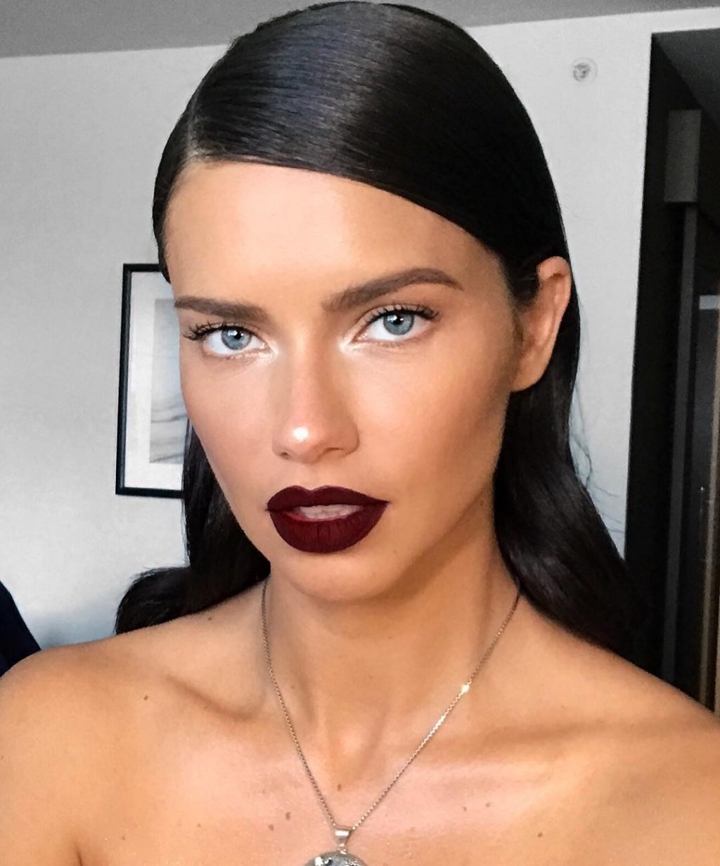 Weekend Beauty Inspiration: Adriana Lima, Lily Aldridge, and More