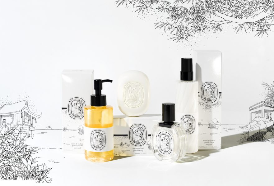 Diptyque Gamme Do Son Fragrance Expression
