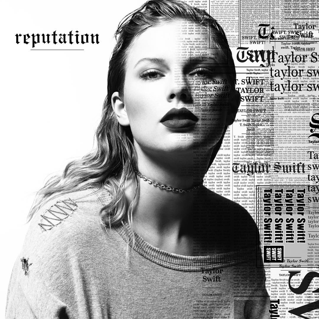Taylor Swift Album Cover Reputation