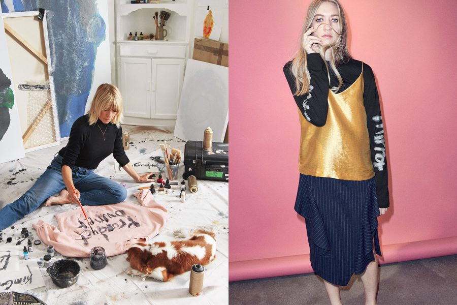 kim gordon and other stories collab