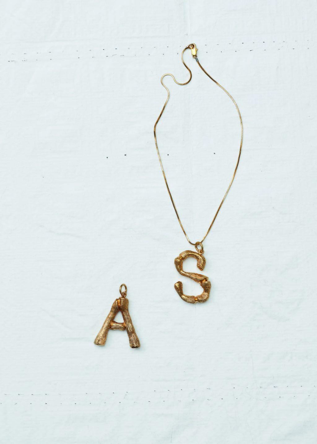 Discover clines alphabet pendant for fallwinter 2017 savoir flair celine alphabet pendant charms fall winter 2017 2 mozeypictures Choice Image