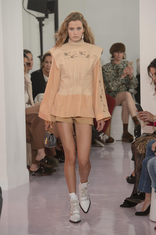 Tipsdiy Fashion chic cap toe ballet flats