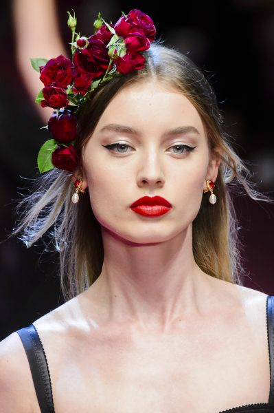 The Milan Fashion Week Beauty Moments Worth a (Much) Closer Look