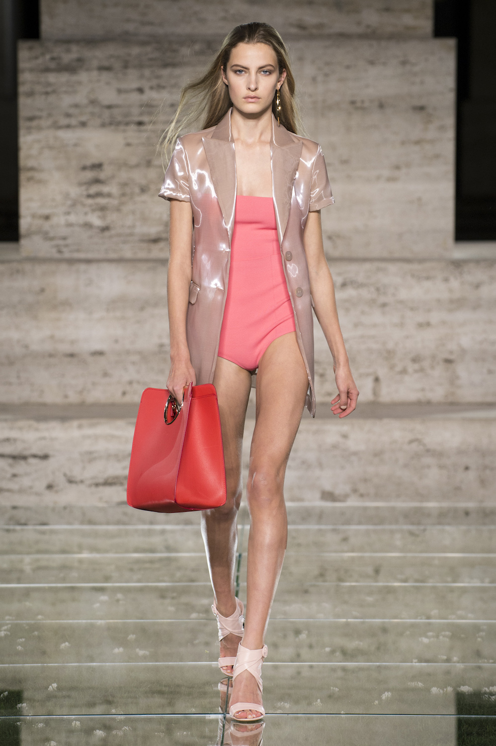 Salvatore Ferragamo's Light-as-a-Feather Collection for Spring/Summer 2018