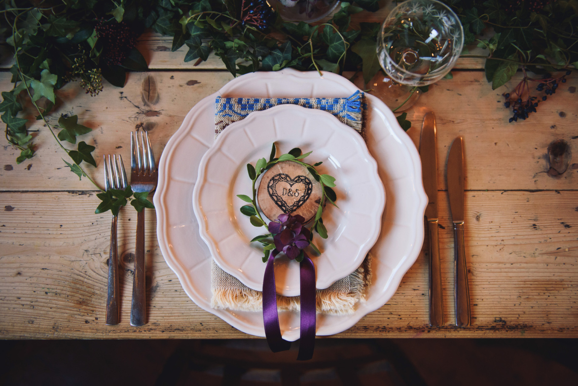 Hygge Wedding Inspiration tabletop accents