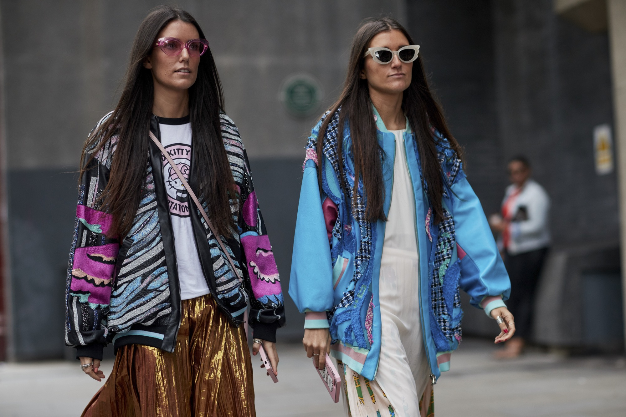 London Fashion Week Street Style SS18