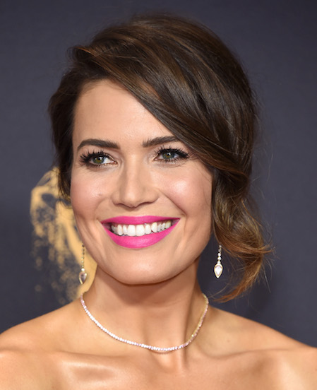 Mandy Moore 2017 Emmy Awards