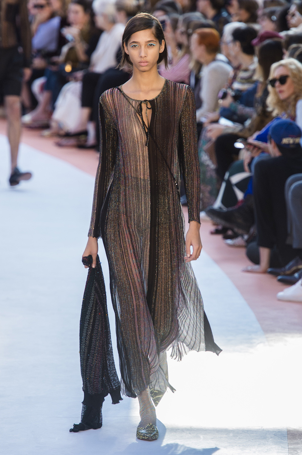 Missoni Presents Its Best Collection in Recent Memory