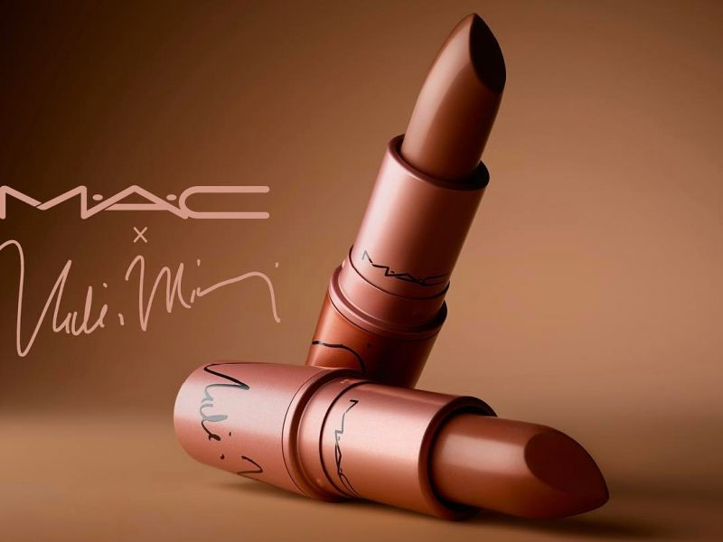 Nicki Minaj MAC Nude Lipsticks
