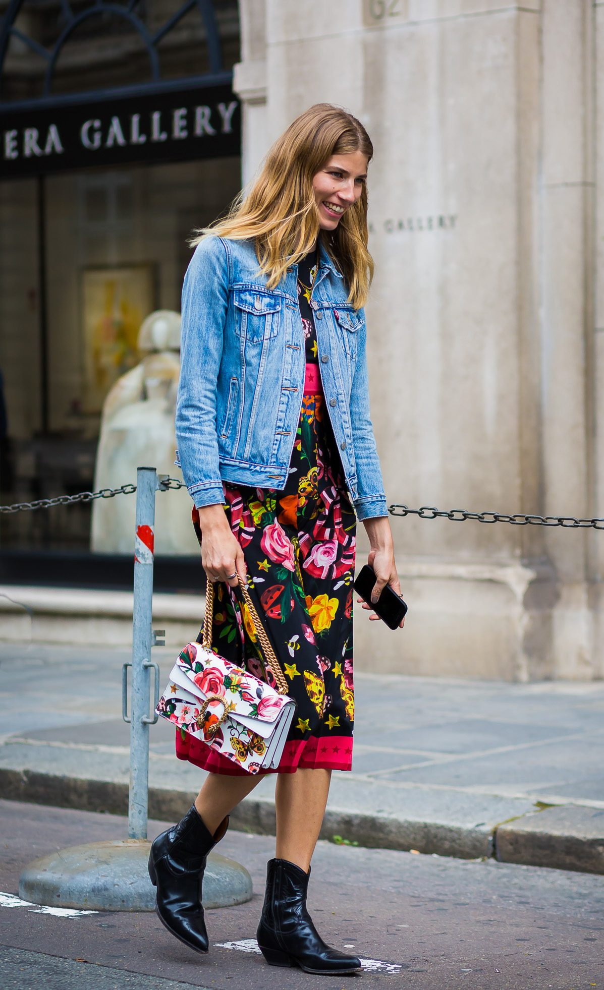 Style Du Monde Street Style Denim For Dinner