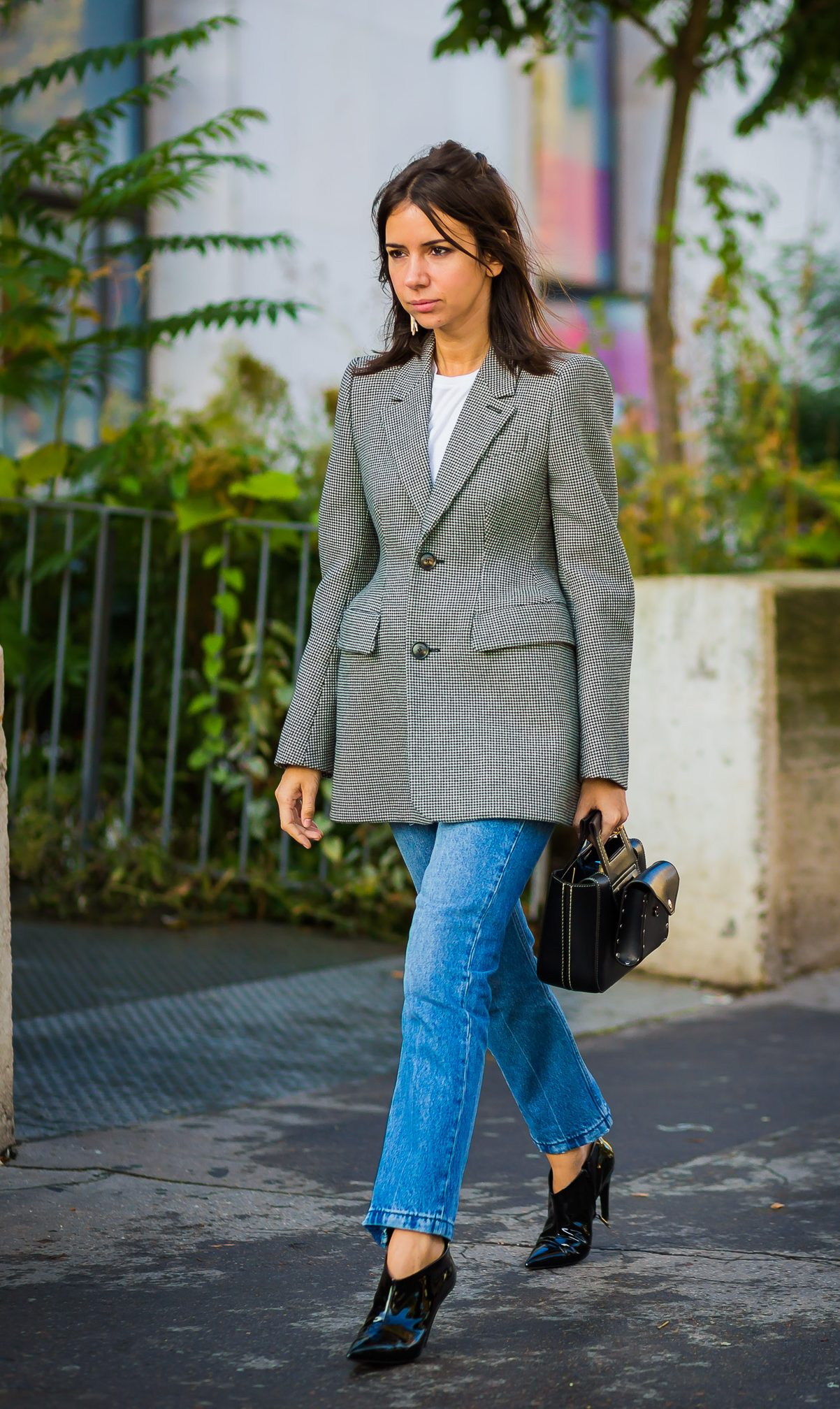 Style Du Monde Street Style Denim For Work