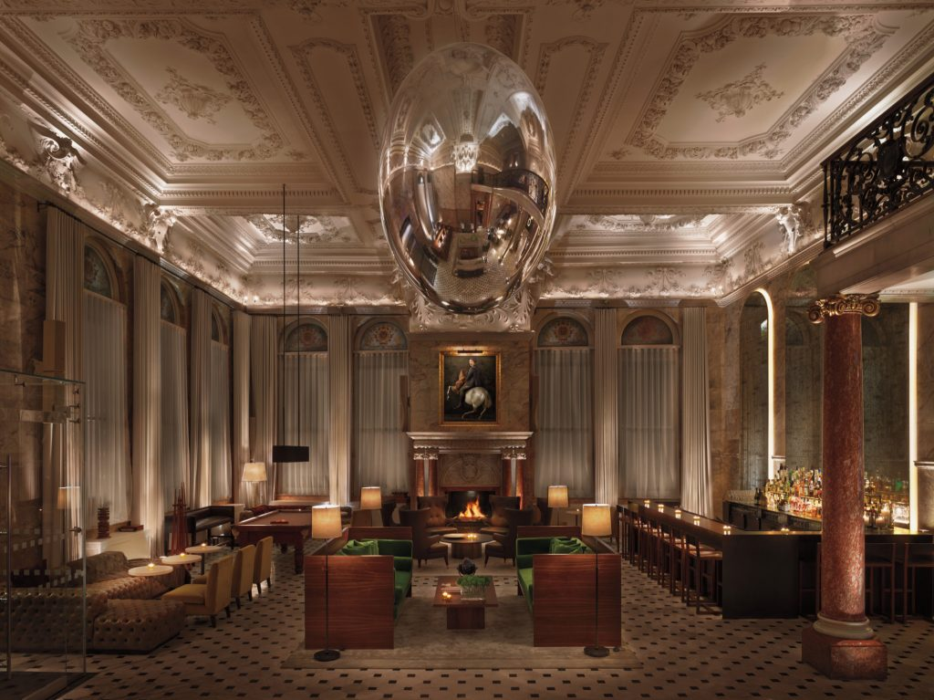 Meet the Achingly Hip London Property That's Part of a Major Hotel Chain