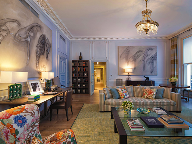 #SuiteStay: A Review of London's First (and Finest) Hotel