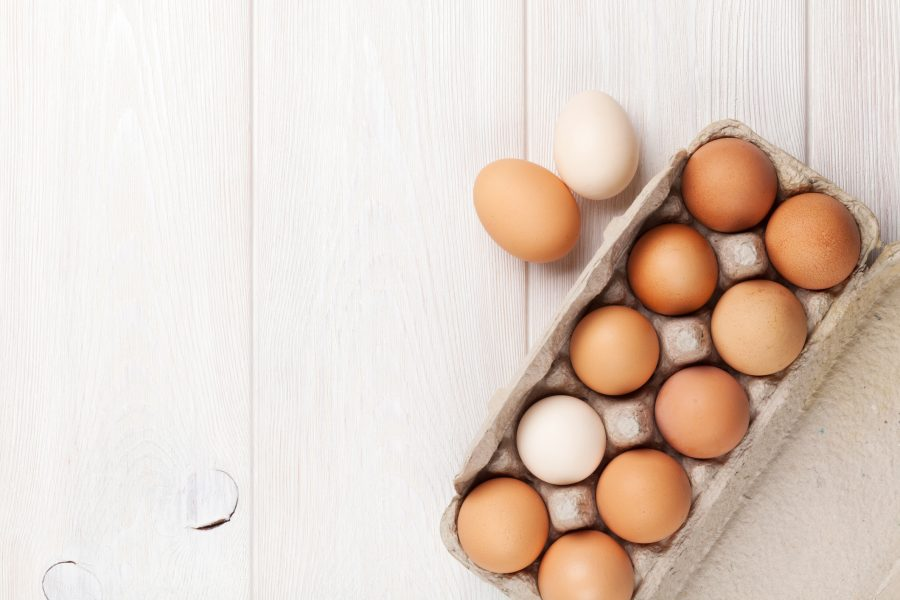DIY Natural Hair Mask Recipe Eggs