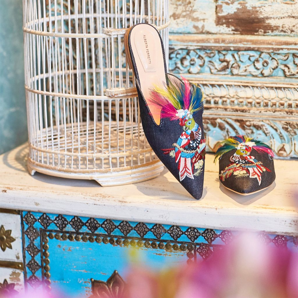 A Love Letter to India, Courtesy of Level Shoes