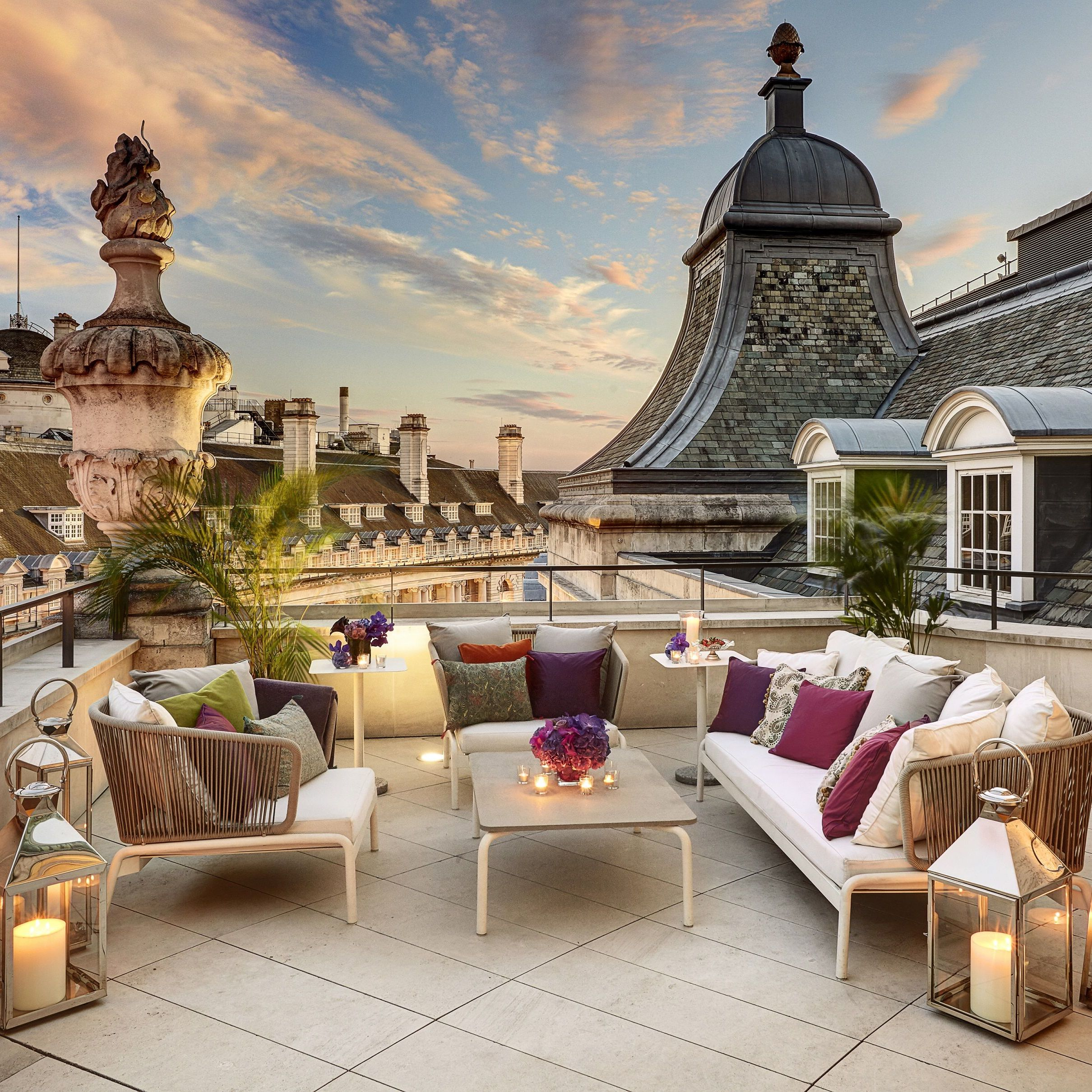 Hotel Cafe Royal Dome Penthouse