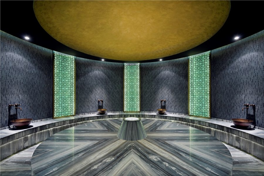Saray Spa JW Marriott Dubai Hammam