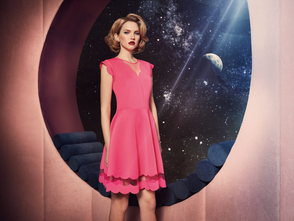 Ted Baker Fall 2017 Campaign 1