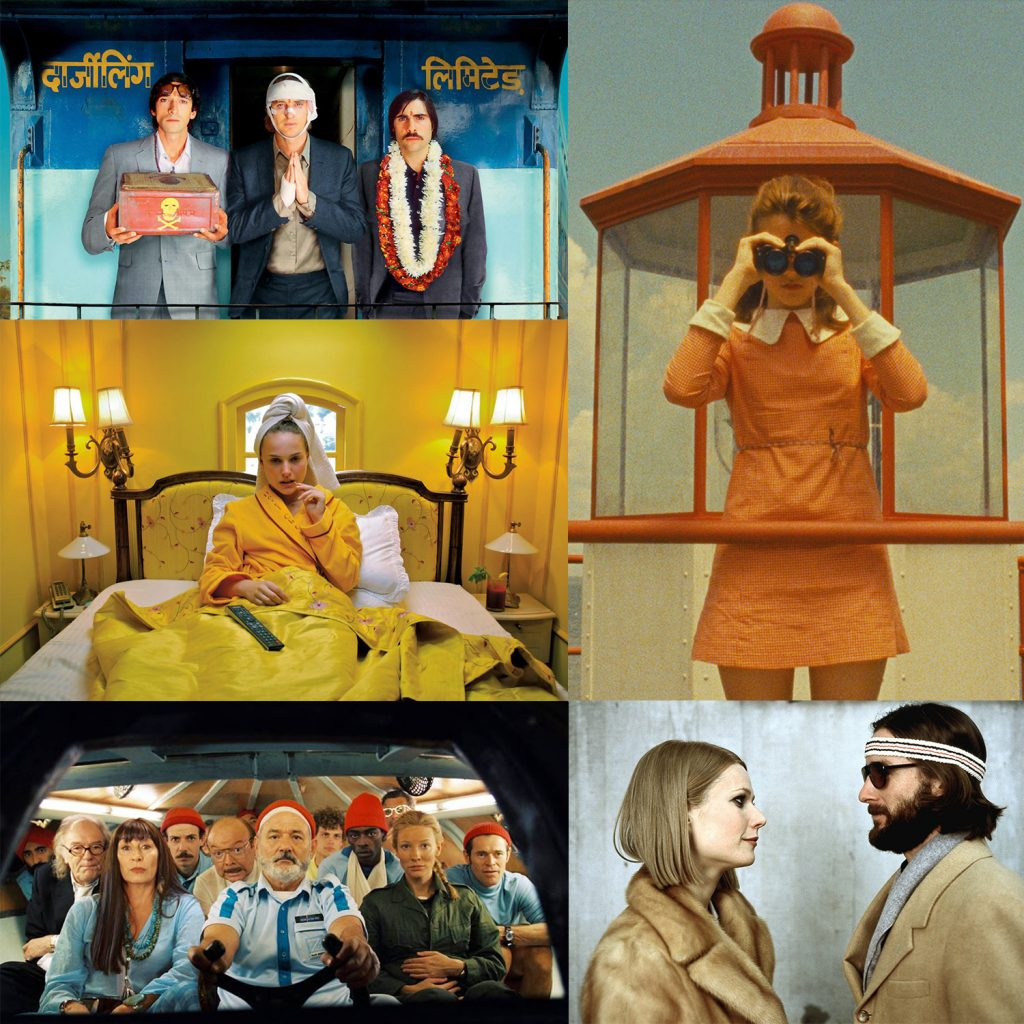 Every Wes Anderson Movie