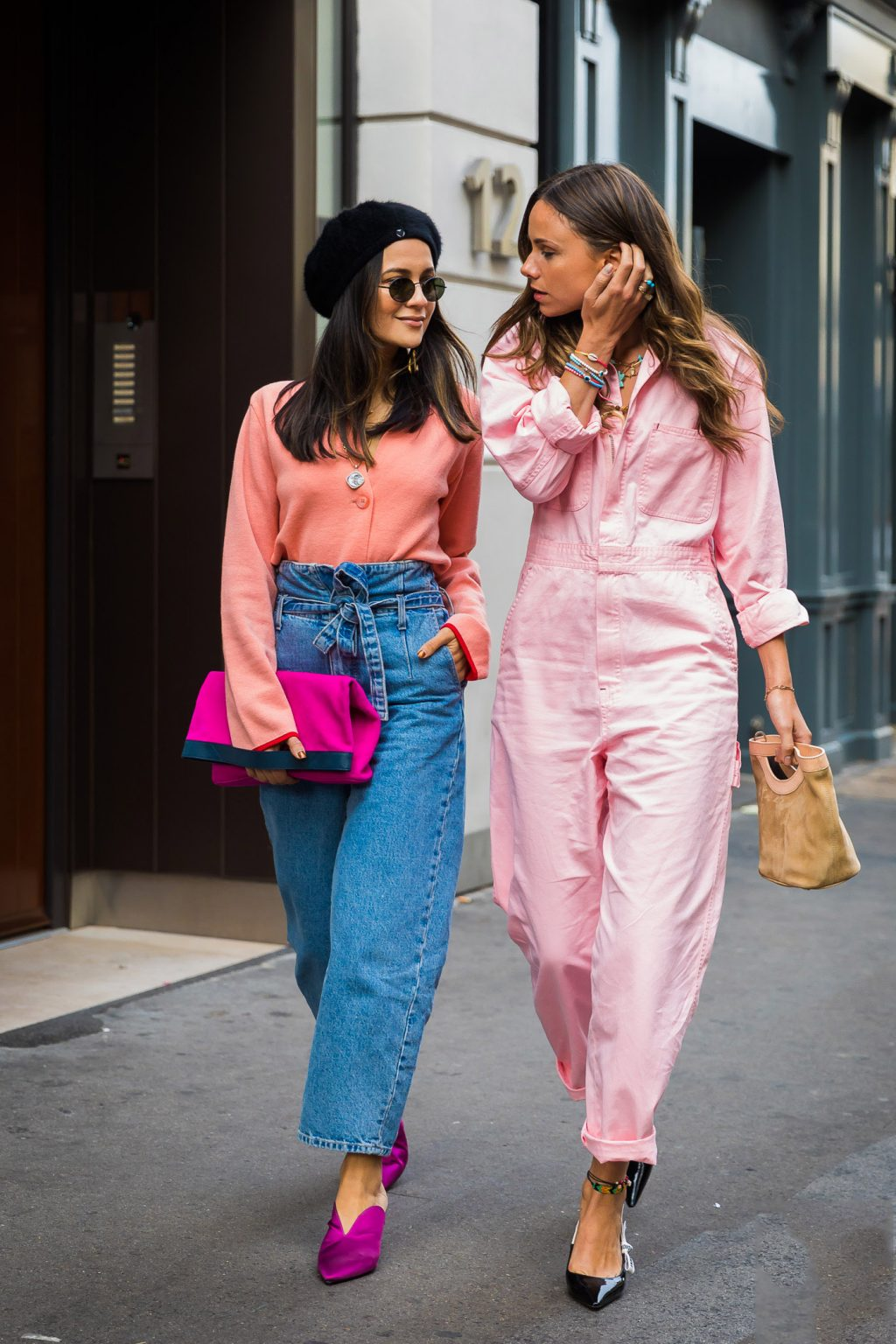 All-in-One Wonder? Fashion Girls Make a (Strong) Case for the Boilersuit