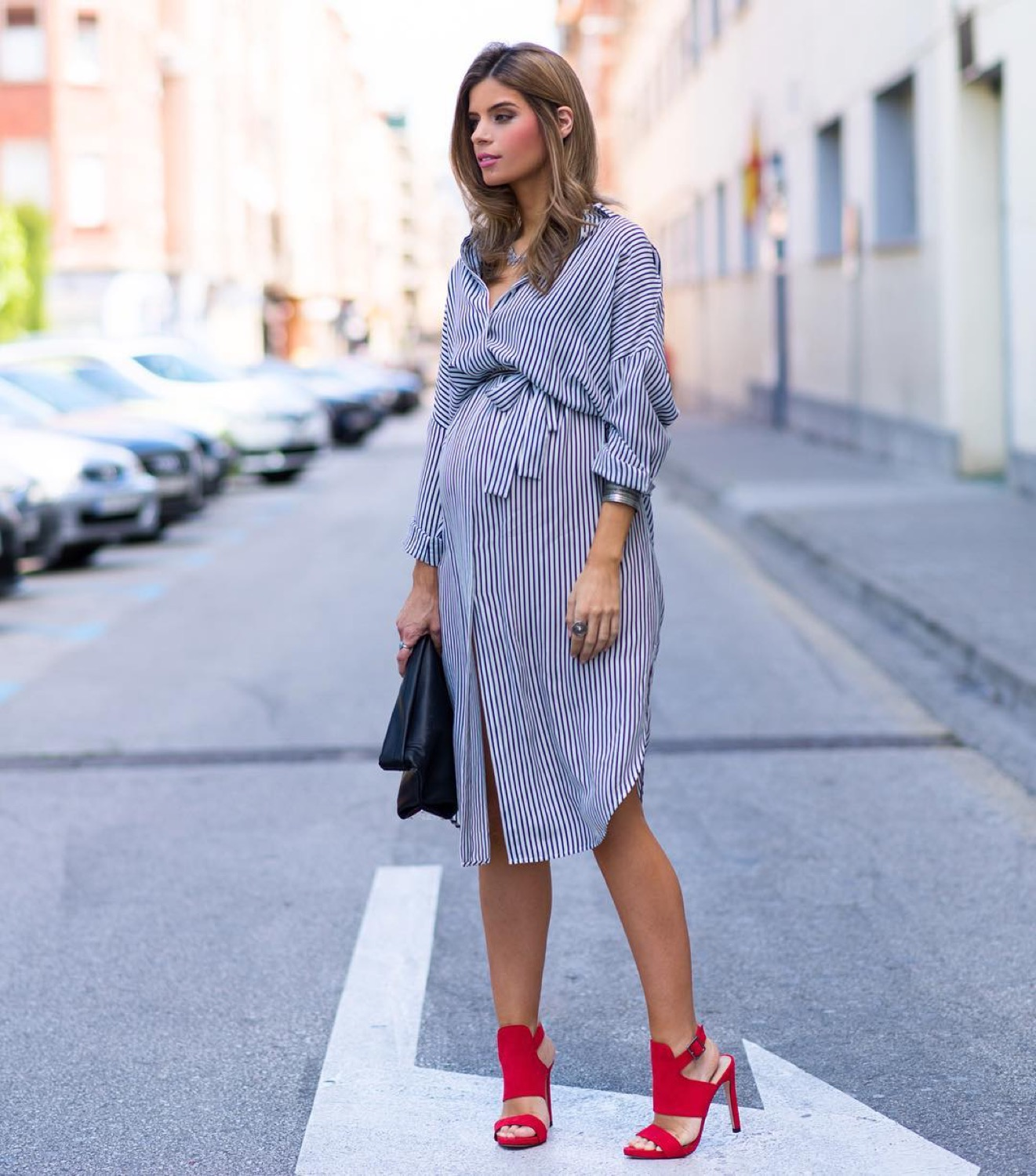 10 Easy Tips for Effortlessly Chic Pregnancy Style ...