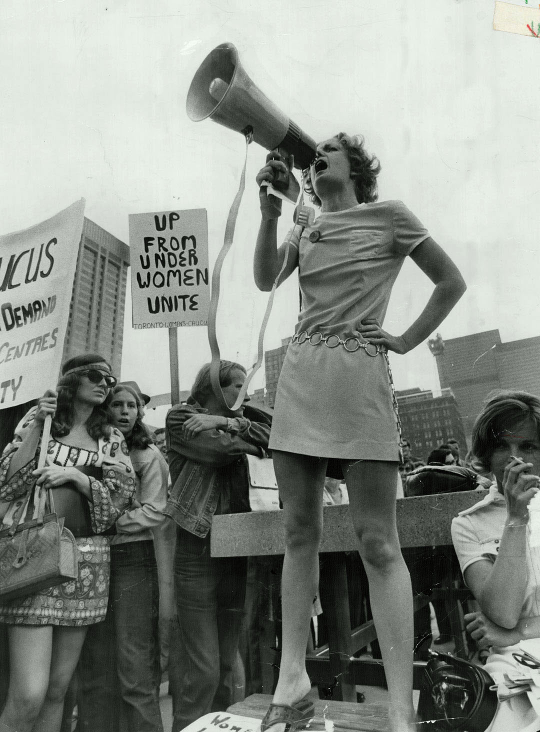 Up From Under Women Unite 1960s Feminist Protest