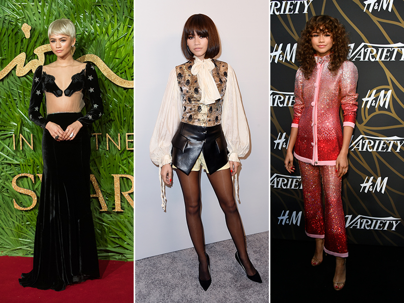2017 Best Dressed Celebrities Zendaya
