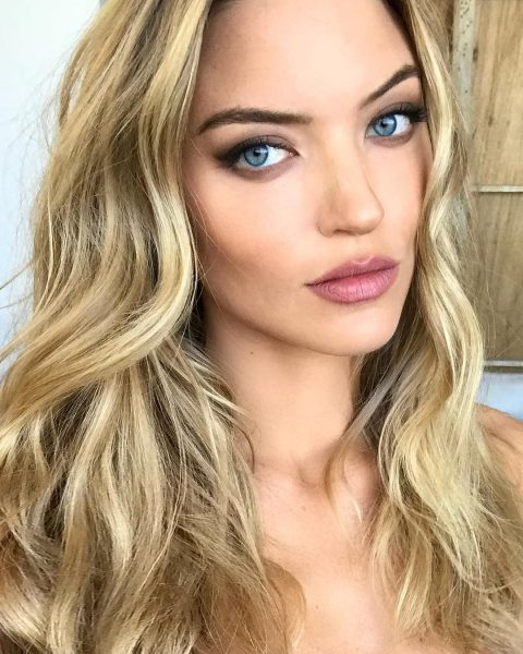 Martha Hunt Beauty