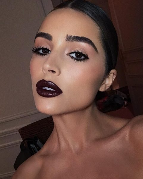 Celebrity Beauty Makeup Looks Olivia Culpo