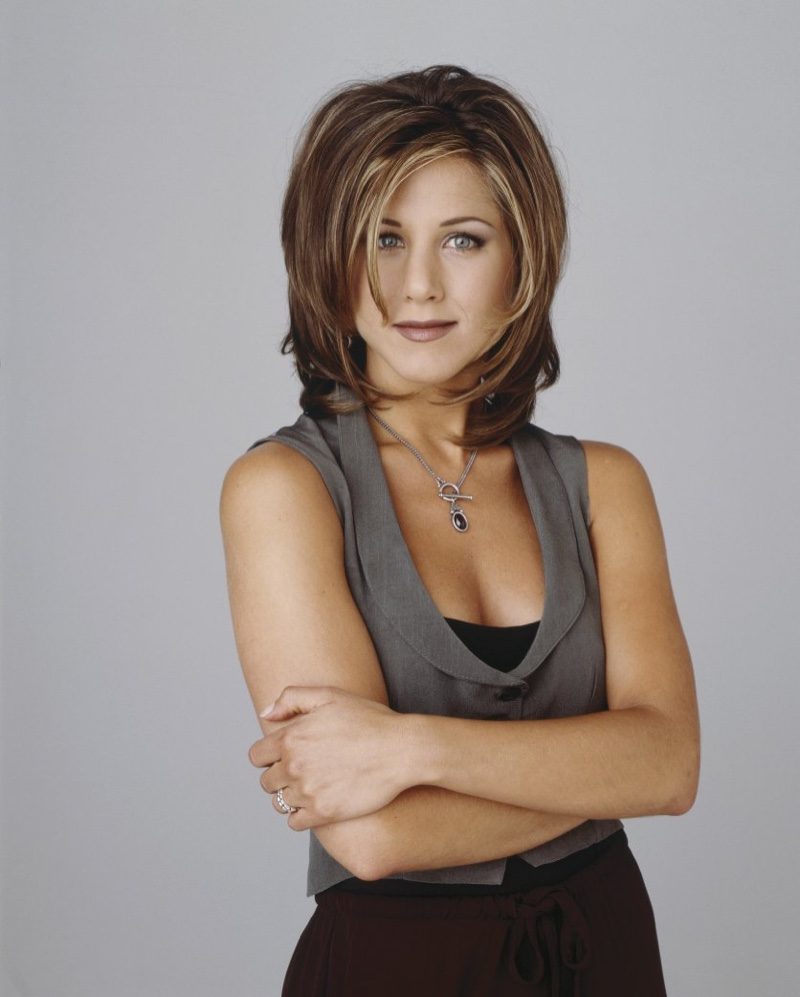 Jennifer Aniston Friends Rachel Haircut