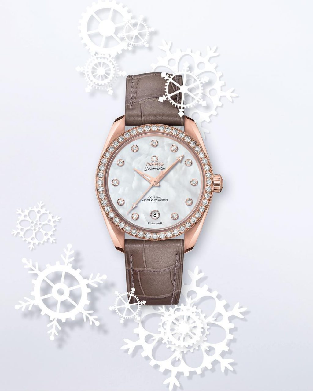 Discover Three Times More Christmas Magic, Courtesy of Omega Watches
