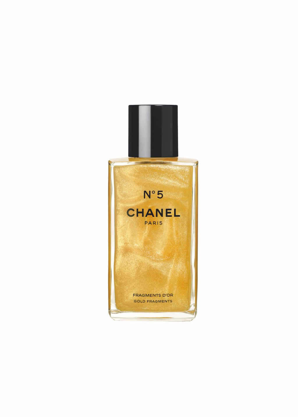 Chanel 'N°5 Fragments D'Or'