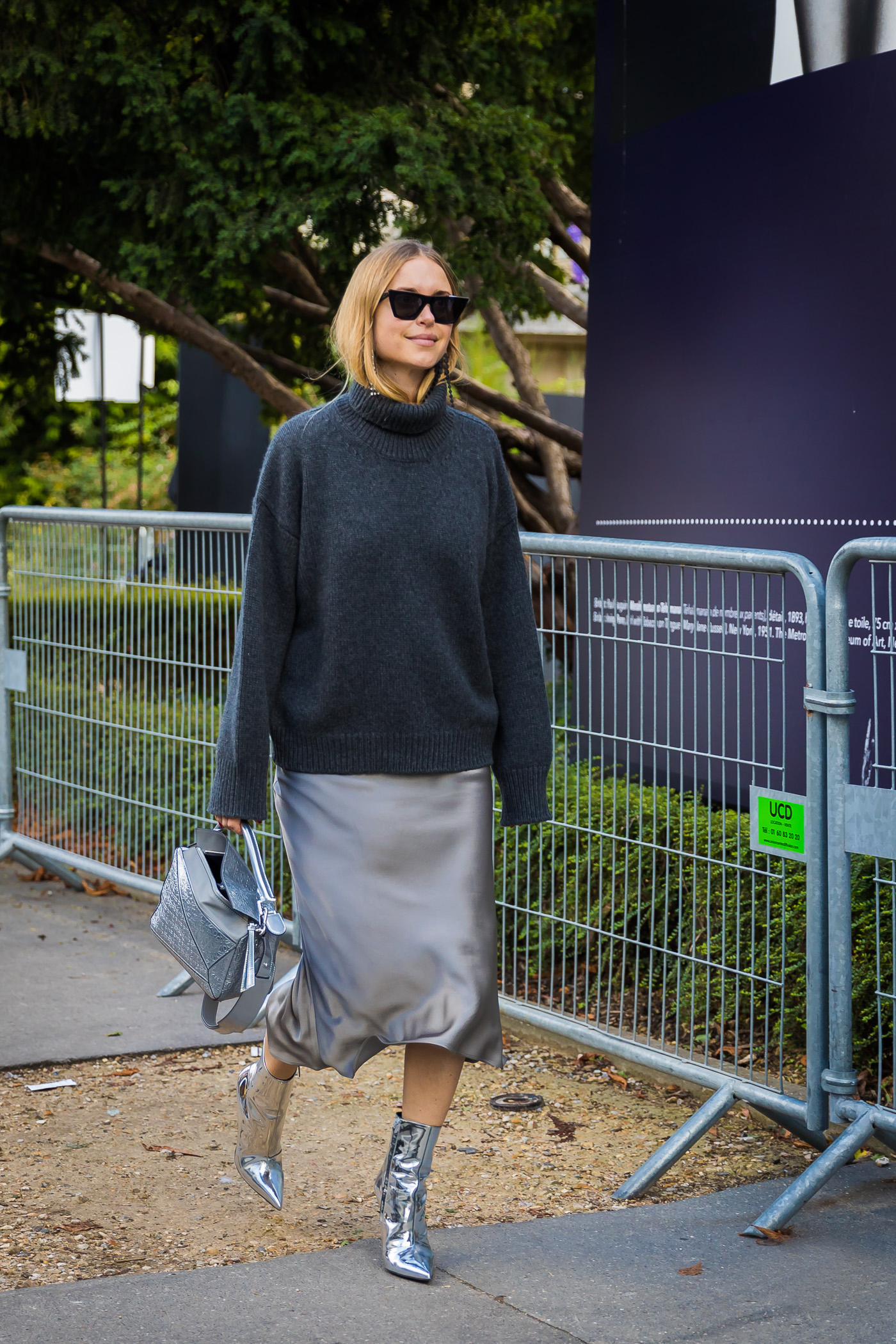 Pernille-Teisbaek How To Wear a Sweater for Party