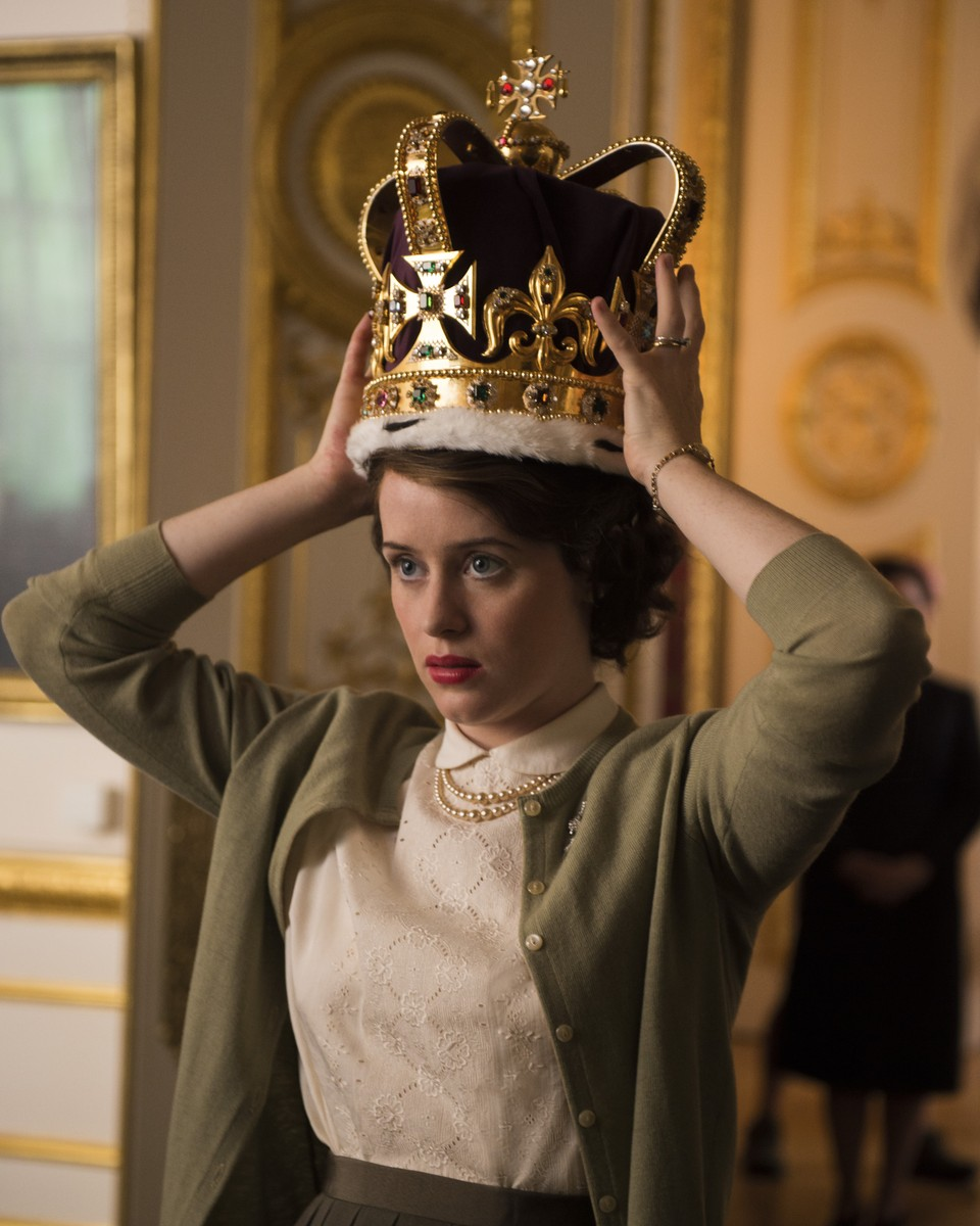 The Crown 2017 television show
