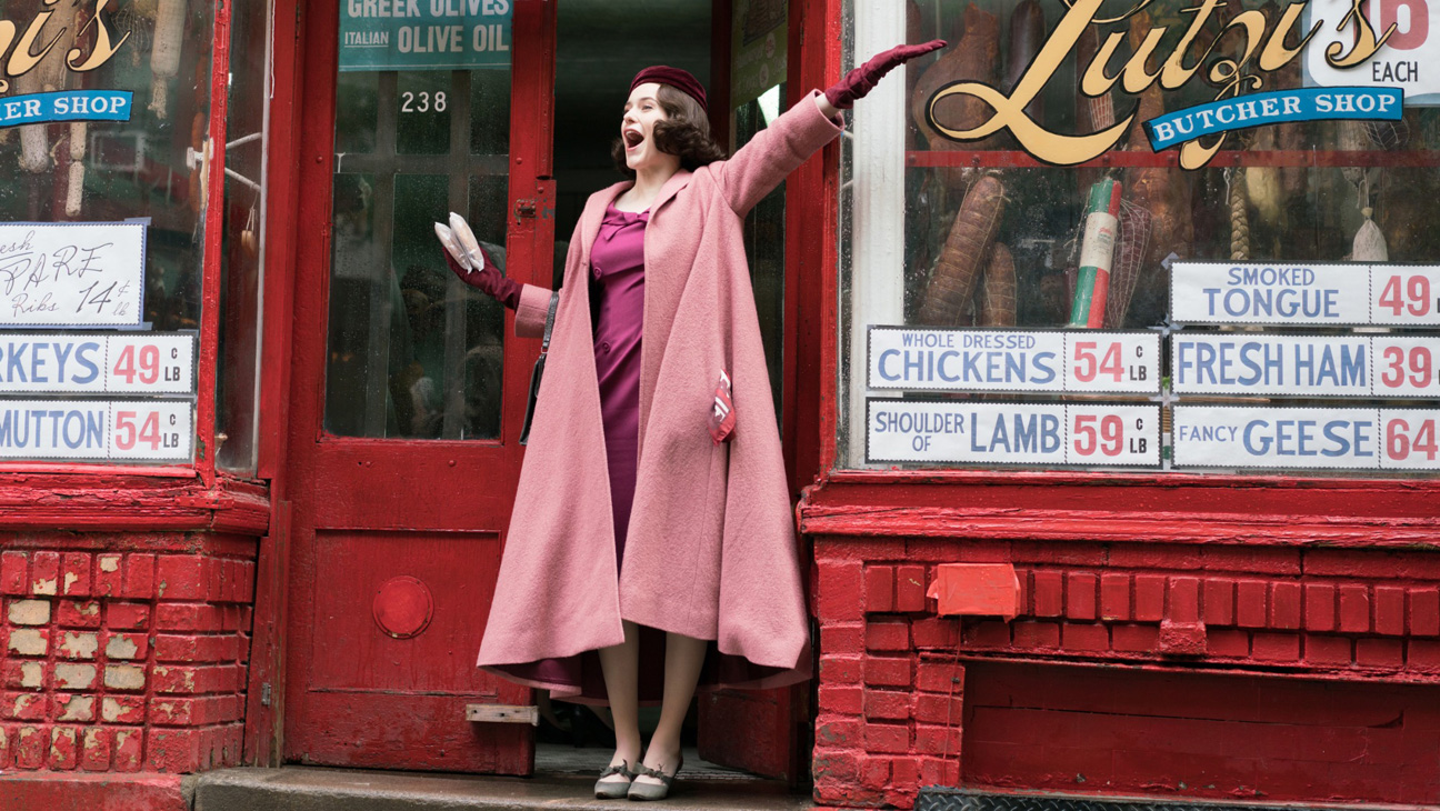 The Marvelous Mrs Maisel 2017 television show