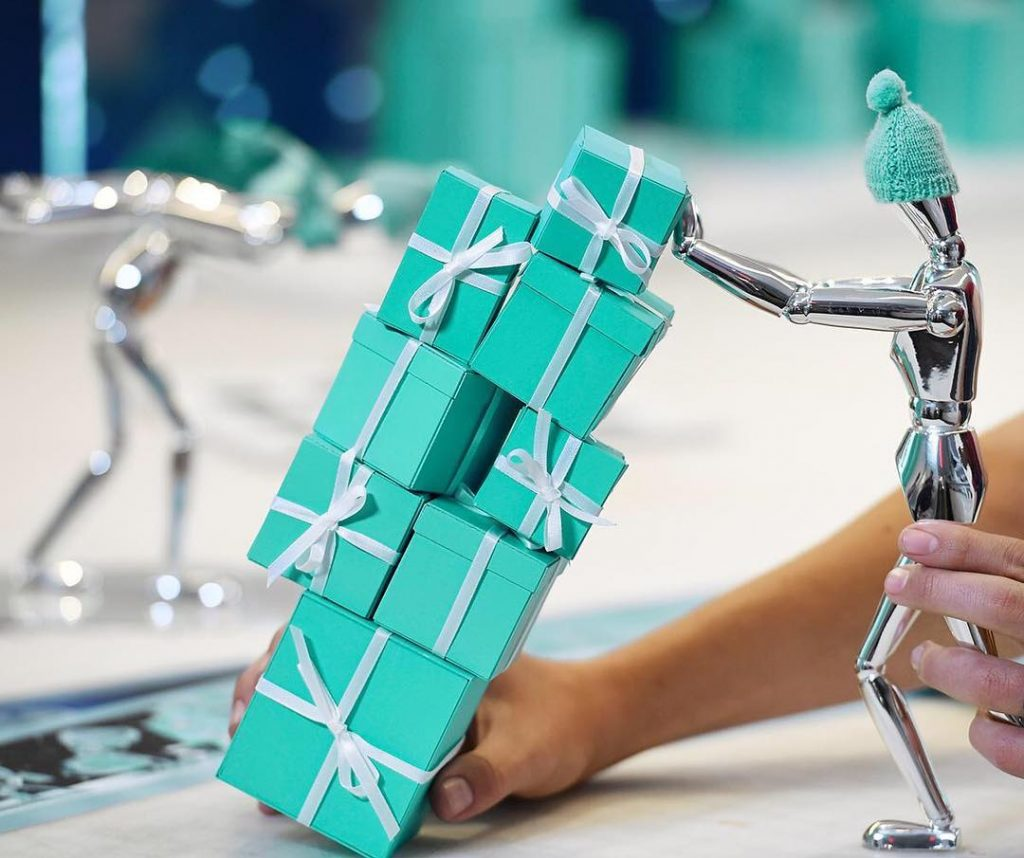 If You Want to Spoil Her This Christmas, Think Tiffany