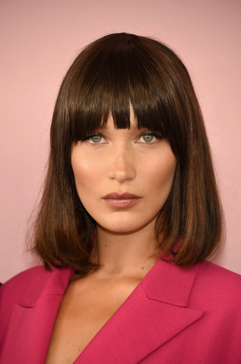 Celebrity Inspiration to Get Your Bangs Bang on (for a Change)
