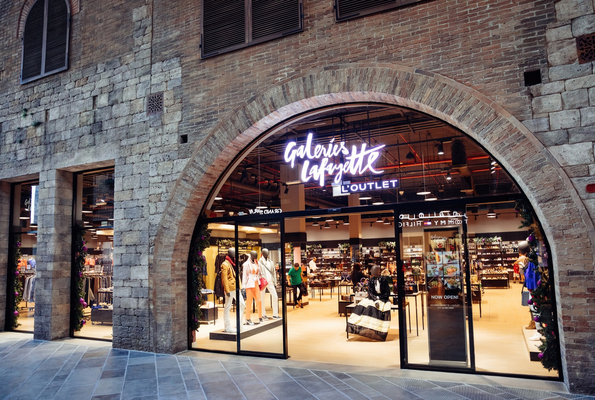 Galeries Lafayette Meraas The Outlet Village