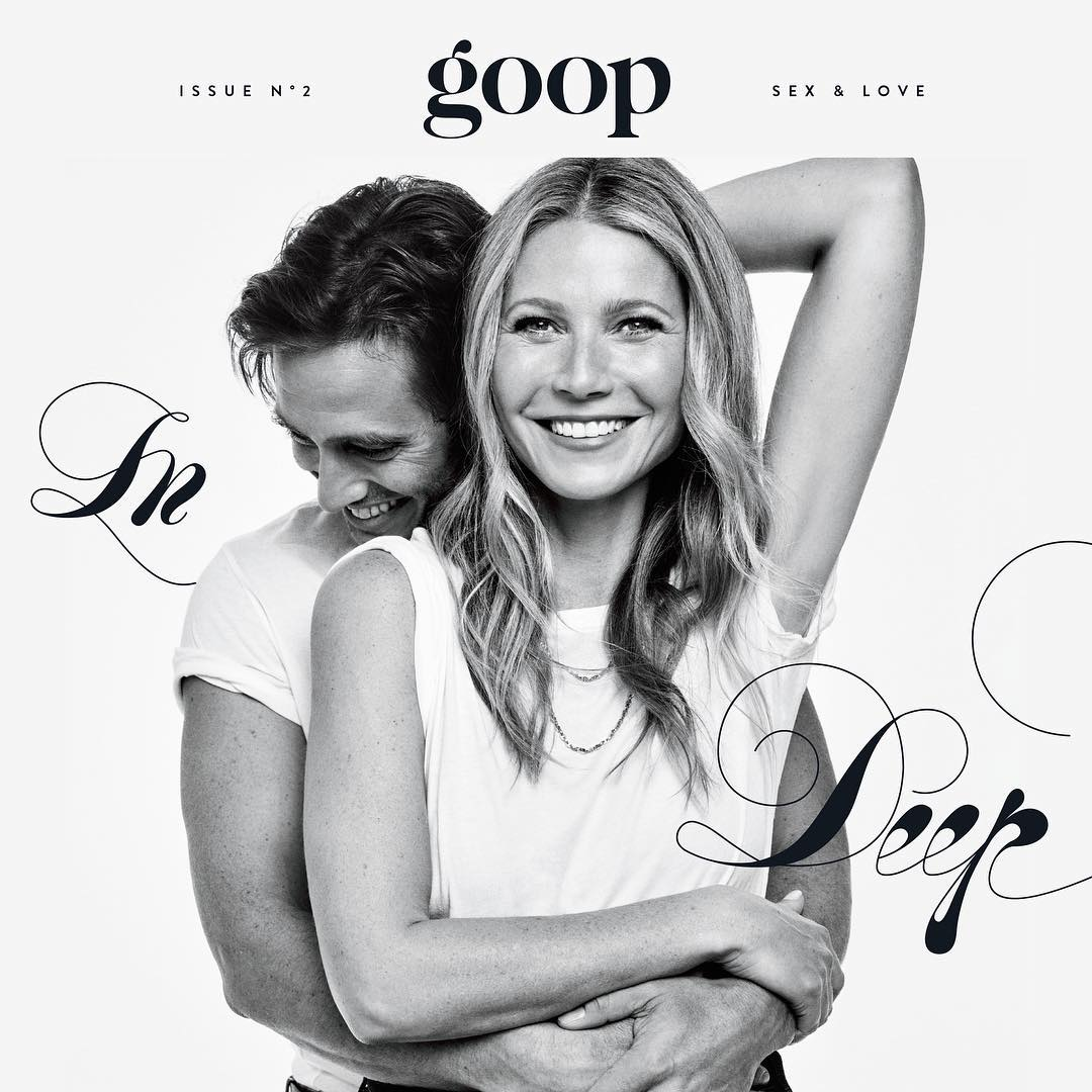 Gwyneth Paltrow engagement announcement