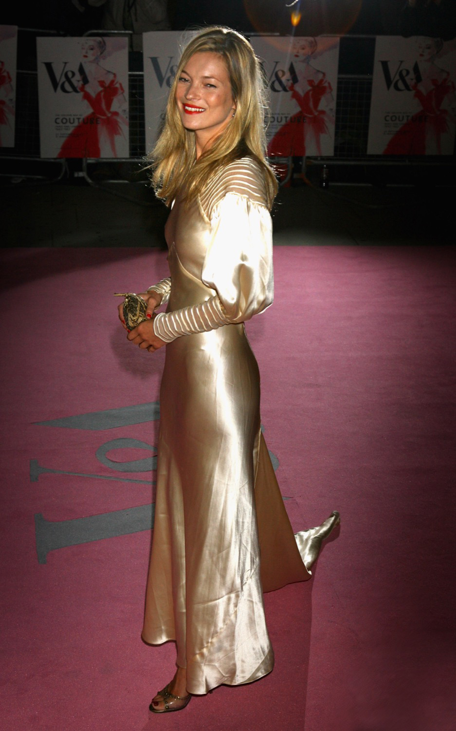 Remember When Kate Moss Made Red Carpet History in This?