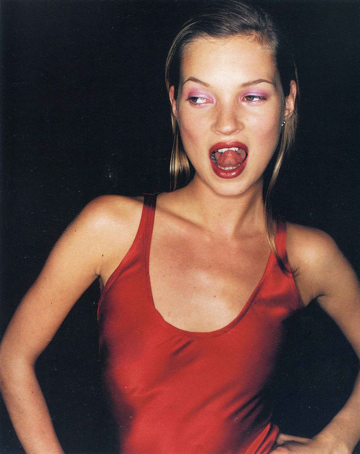 Here's Proof That Kate Moss Is (Still) the Bluntest in the Business