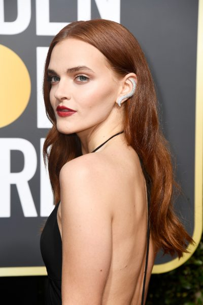 Madeline Brewer 2018 Golden Globes