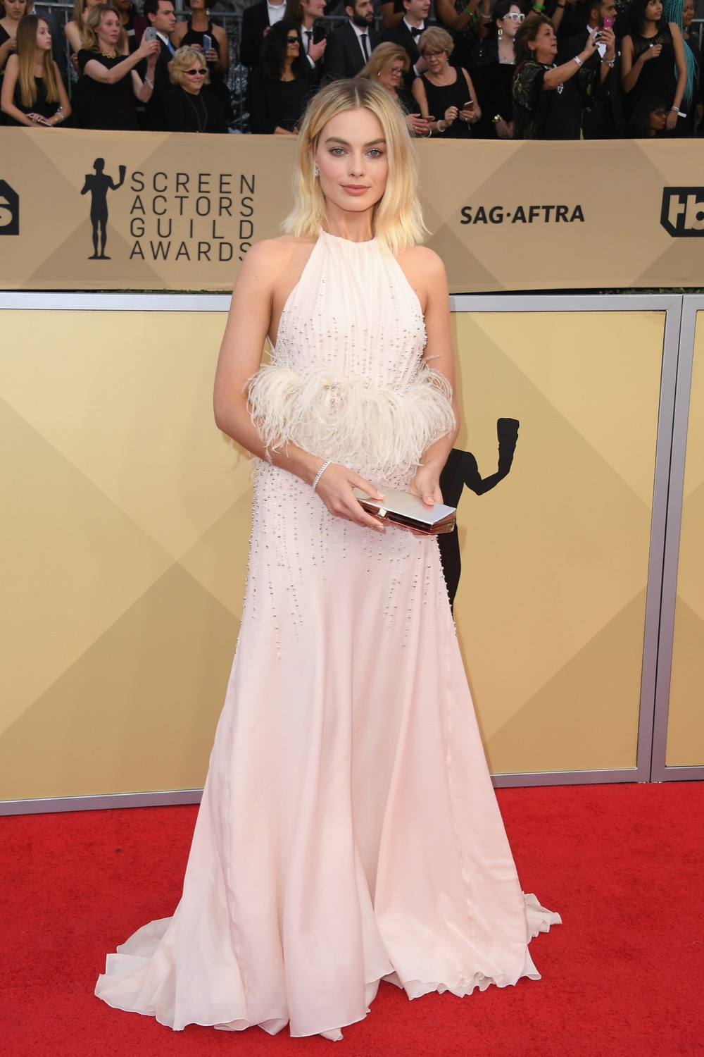 Margot Robbie SAG Awards 2018