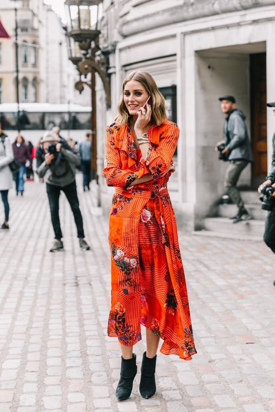 Olivia Palermo workwear appropriate dress