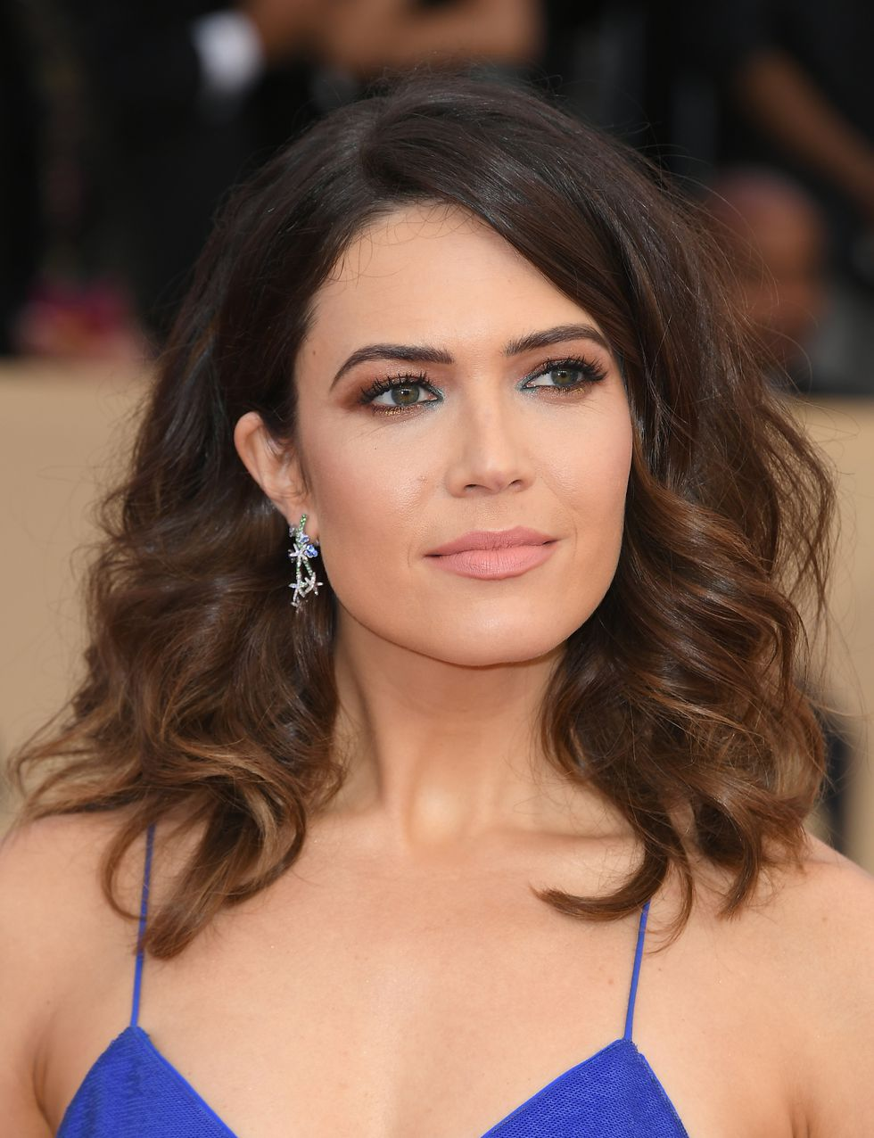 SAG Awards Beauty Mandy Moore